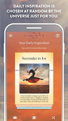 Download The Power of Surrender Cards - Judith Orloff, M.D. MOD APK 2
