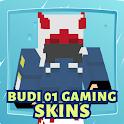 Skin for Minecraft Budi 01 Gaming icon
