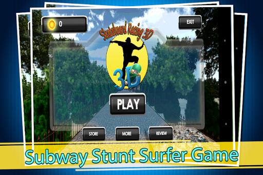 Subway Stunt Surfer Game