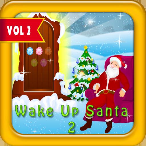 唤醒圣诞老人逃生2 休閒 App LOGO-硬是要APP