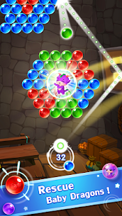 Bubble Shooter Genies 8