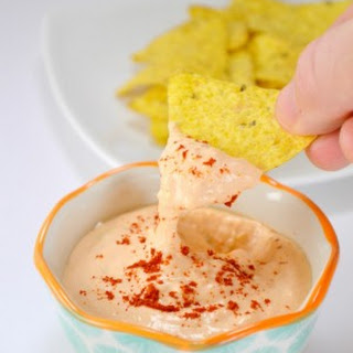Creamy Queso Cheese Dip Recipe