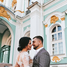 Wedding photographer Anastasiya Borisova (anastas). Photo of 24.09.2018