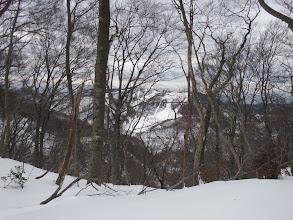 ヨゴコウゲンのスキー場