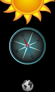 Solar Compass 2 screenshot 0