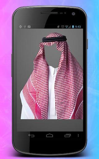 ARAB MAN PHOTO FASHION