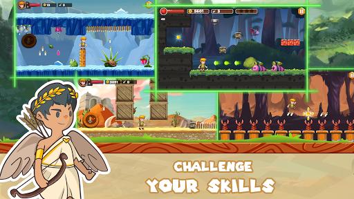 Tiny Jack: Platformer Adventures (PVP Multiplayer) 1.6.1 screenshots 4