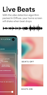 Diffuse [Free] – Apple Music Live Wallpaper 💿 Apk Download For Android 3