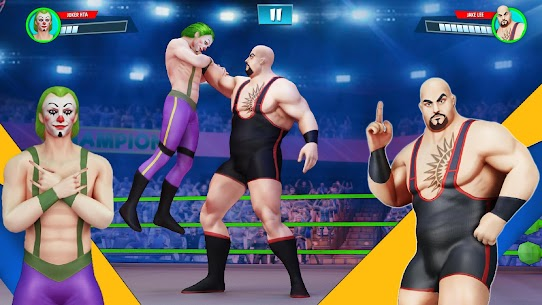 ثورة المصارعة 2020: معارك متعددة اللاعبين 4