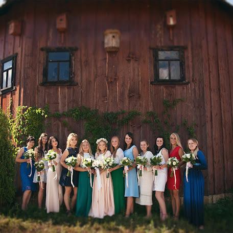 Wedding photographer Snizhana Nikonchuk (snizhana). Photo of 25.07.2016