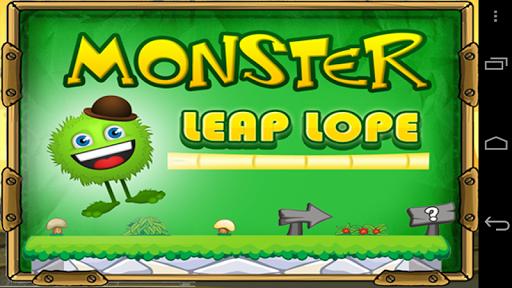 leap lope Monster Squad
