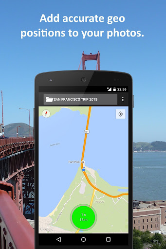 MapCam - GPS相機
