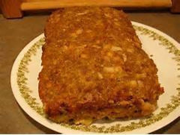 Poyha (native American Meatloaf) Recipe