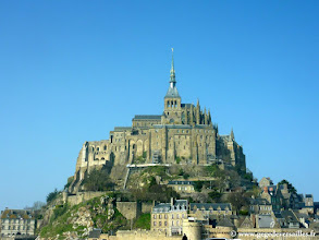 Photo: #003-Le Mont Saint-Michel