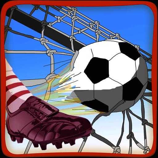 Mr.Soccerフィーバー 體育競技 App LOGO-硬是要APP