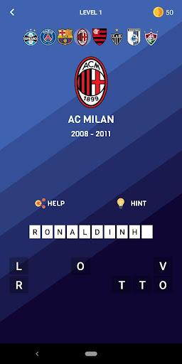 Guess The Football Legend - Football Quiz 2020 screenshot 7