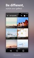 Screenshot of QuickPic Gallery