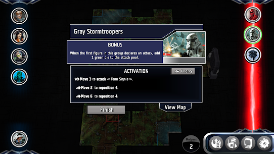 Star Wars: Imperial Assault  App Download For Android and iPhone 5