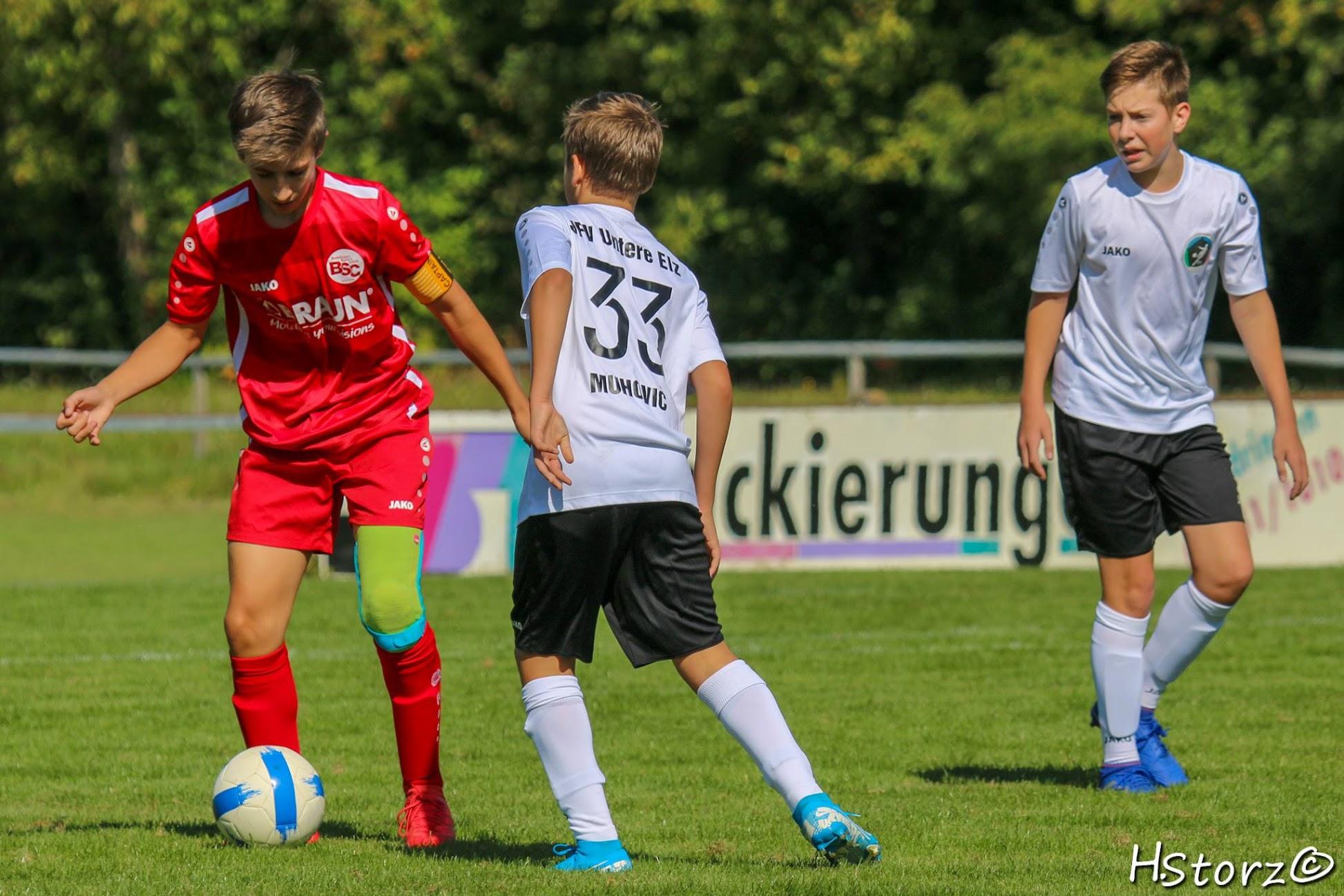 C2-JFV Untere Elz – Bahlinger SC 2   0:4 (0:2)