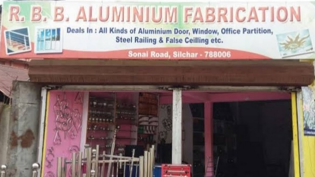 R B B  Aluminium Fabrication - Aluminum Supplier in Silchar