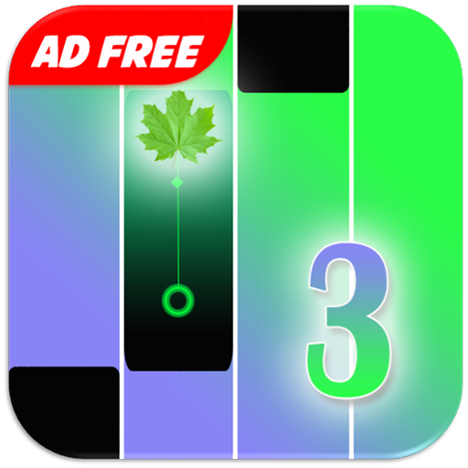 Green Leaf: Piano Tiles 3 - Ad Free (PRO)