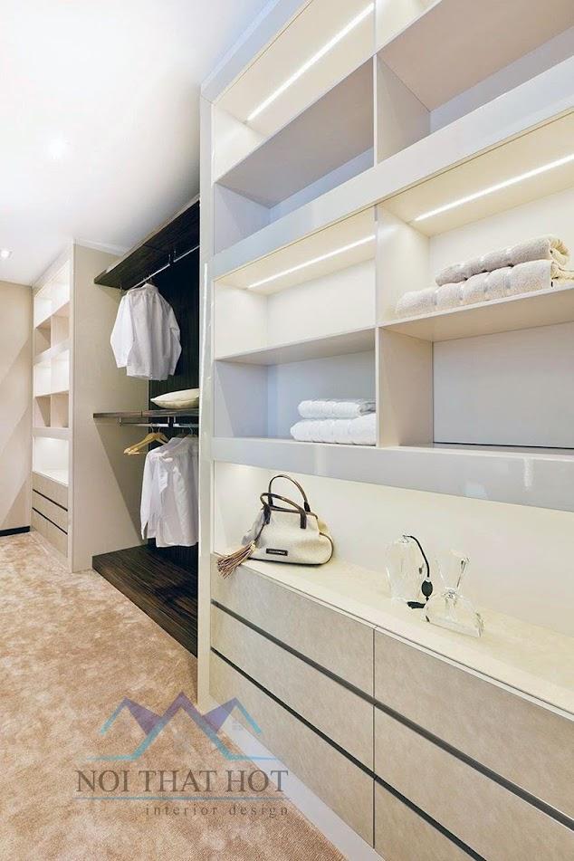 thiết kế phòng thay đô, thiết kế chung cư đẹp