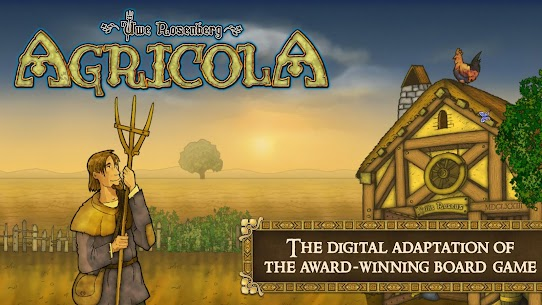 Agricola Revised Edition – Farming & Strategy 1