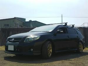 カローラフィールダー NZE141G 1.5X'GEDITION 21年車 後期のカスタム事例画像 hiroさんの2020年04月18日21:33の投稿