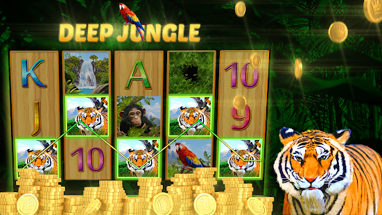 Deep Jungle Slot Machines- screenshot thumbnail