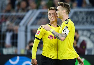 🎥 Coupe d'Allemagne : doublé de Thorgan Hazard qui qualifie Dortmund,ça passe pour Boyata et le Hertha, Belfodil et Bruun Larsen buteurs