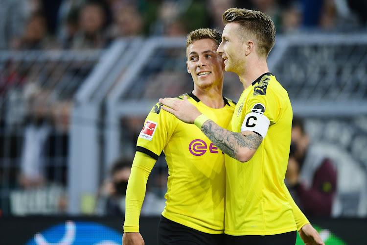 Le nouveau record de Thorgan Hazard en Bundesliga