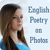 English Poetry on Photos