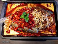 水貨-炭火烤魚