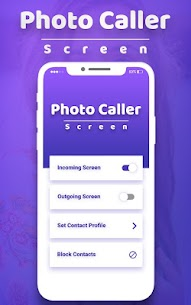 Photo Caller Screen – HD Photo Caller ID 3