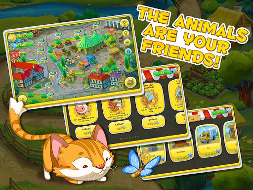 Jolly Days Farm: Time Management Game screenshots 4