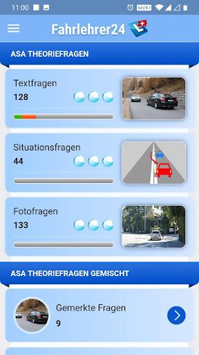Theorieprüfung Auto 2020 Fahrlehrer24 screenshot