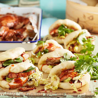Steamed Buns with Char Siu Chicken Recipe