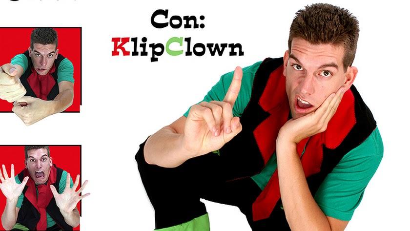 Klipclown, un día de locos, comedia infantil en el Teatro Apolo.