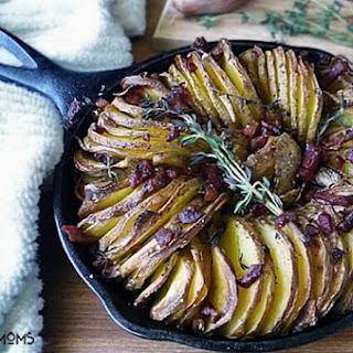 Crispy Potato Roast Recipe