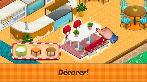 Fancy Cafe - Jeux de décoration et de Restaurant fond d'écran 2