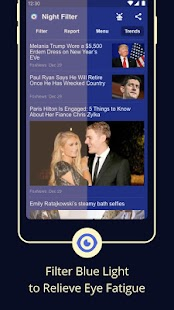 Blue Light Filter – Screen Dimmer for Eye Care- screenshot thumbnail