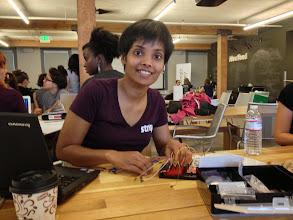 Photo: Silicon Chef Hardware Hackathon.