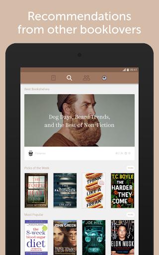 Bookmate: Read. Listen. Enjoy.  screenshots 7