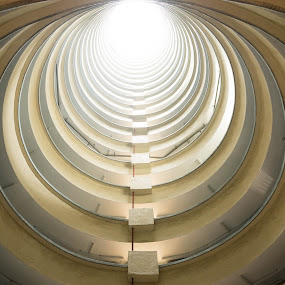 Hong Kong Estate Lai Tak by Billy C S Wong - Buildings & Architecture Other Interior ( lai tak, hong kong, building, round, estate,  )