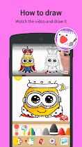 Junimong - How to Draw - screenshot thumbnail 16