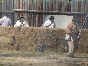 Photo: Massacre at Fort Mims - Commemorated