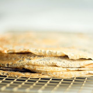 Basic Buckwheat Crepes.