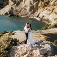 Wedding photographer Liliya Kulinich (Liliyakulinich). Photo of 04.02.2018