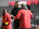 Adnan Custovic sera encore le coach de Waasland-Beveren l'an dernier
