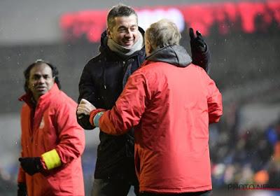 Officiel: Waasland-Beveren scelle l'avenir de son coach, mais perdra Davy Roef
